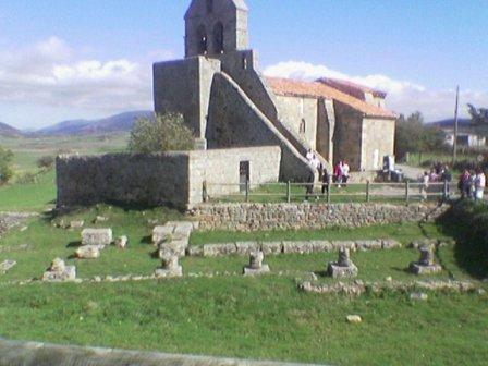 Ruinas romanas de Juliobriga