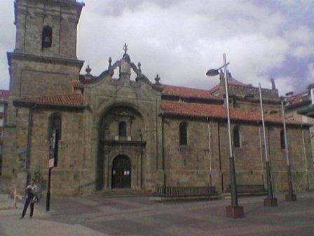 Iglesia parroquial de Reinosa