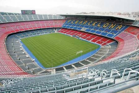 L'Estadi del FC Barcelona és el Camp Nou