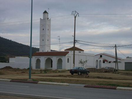 Mezquita en Ceuta