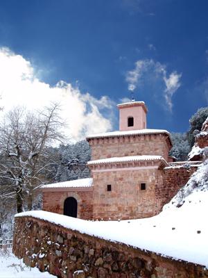 Los Monasterios de Yuso y Suso son Patrimonio de la Humanidad y están situados en el pueblo de San Millán de la Cogolla