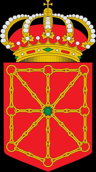 el escudo de Navarra