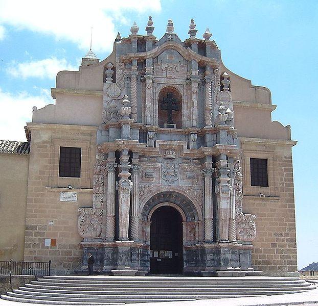Basílica del Real Alcázar de la Vera Cruz