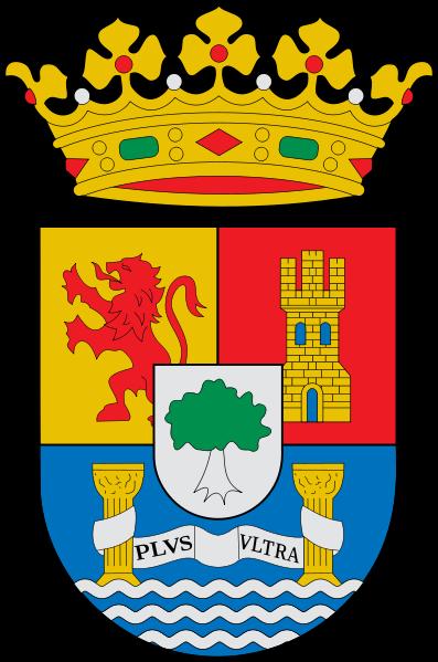 El Escudo de Extremadura