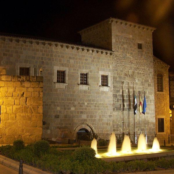 Palacio de la Presidencia del Gobierno extremeño en Mérida
