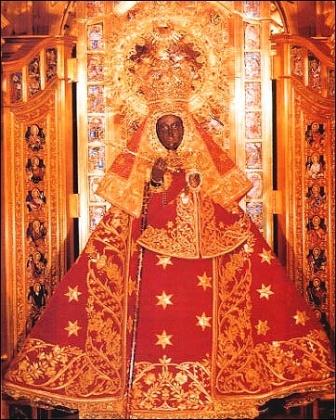 Virgen de Guadalupe es la Patrona de Extremadura