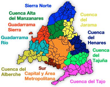 Pueblos madrid