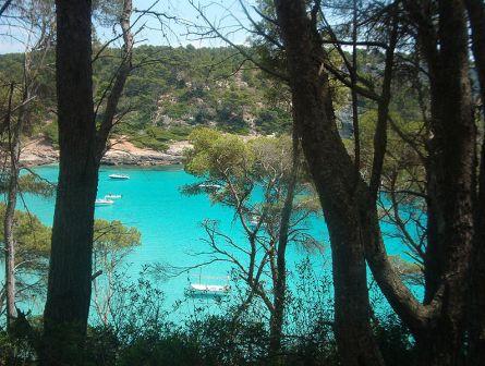 Playa de Cala Trebaluger, Ferrerias, Menorca