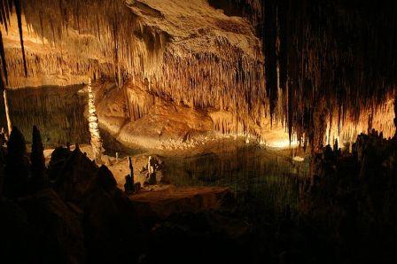 Las cuevas del Drach mallorca