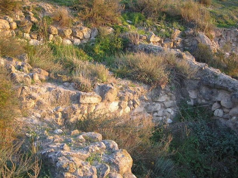 Yacimiento de Los Saladares, Orihuela, Vega Baja del Segura