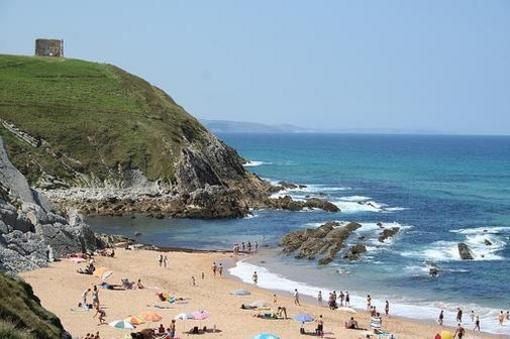Playa El Sable, Cantabria