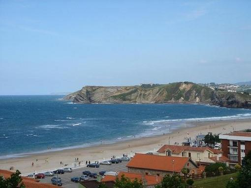 Playa de Comillas, Comillas, Cantabria