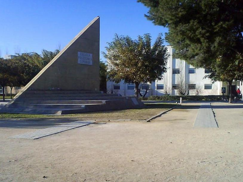 Reloj Solar de la Universidad de Alicante