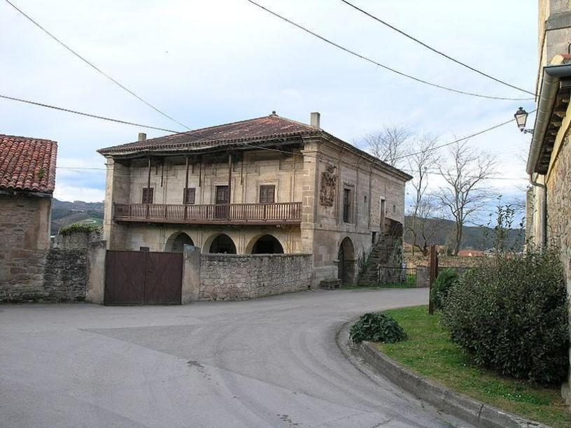 Casa de Sánchez de Bustamante, Torrelavega, Cantabria