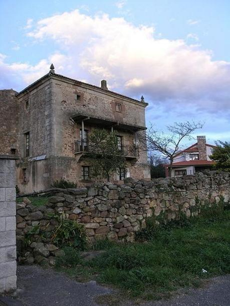 Casa y Torre de Rodríguez, Torrelavega, Cantabria