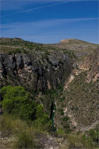 Cañón de los Almadenes, España