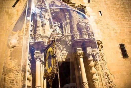 Fiestas religiosas: celebración relativa a la Santa Faz