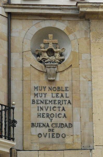 Câmara Municipal de Oviedo, Asturias