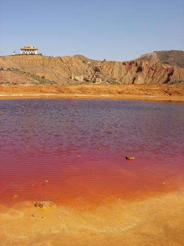 El lago Férreo