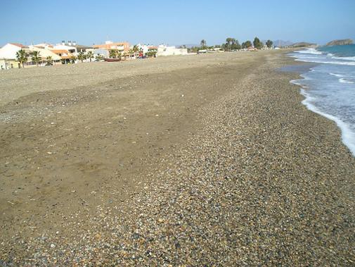 Murcia. Playa de Bahía