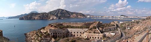 Panorámica Puerto Cartagena
