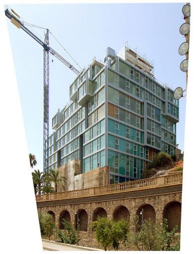 Edifio Muralla, Cartagena