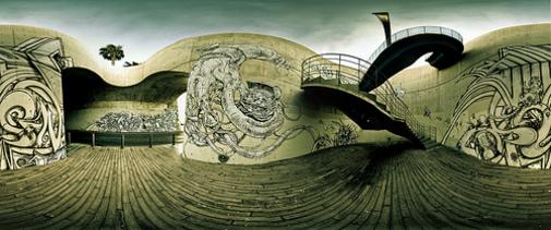 Panorámica 360º - Proyecto eSe, Cartagena