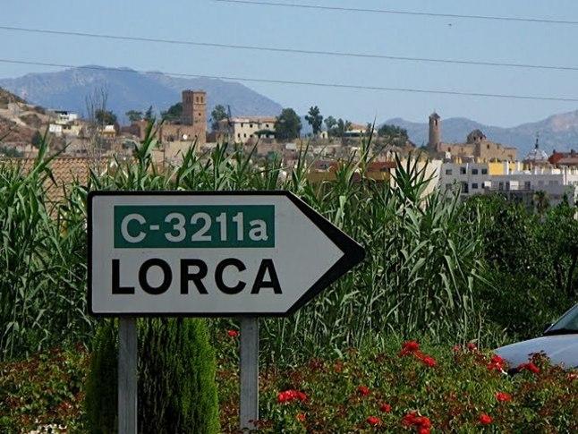 Cartel de Lorca