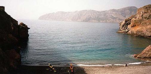 España , Cabo Tiñoso