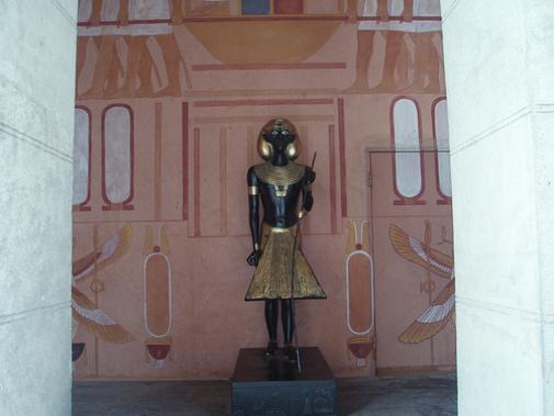 Egipto, Terra mítica, Benidorm