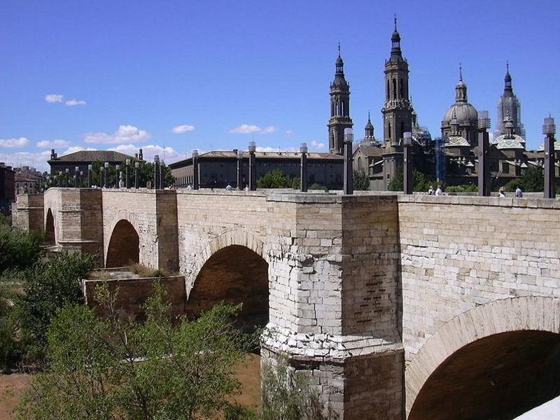 Zaragoza - Puente de Piedra