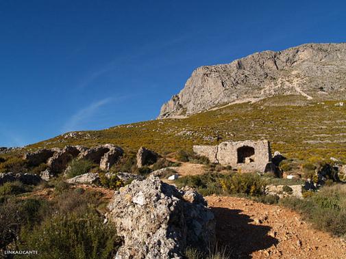 Sierra Bernia refugio de bandoleros en los siglos XVIII y XIX,