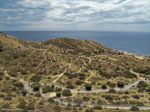 Calas de Cabo de las Huertas