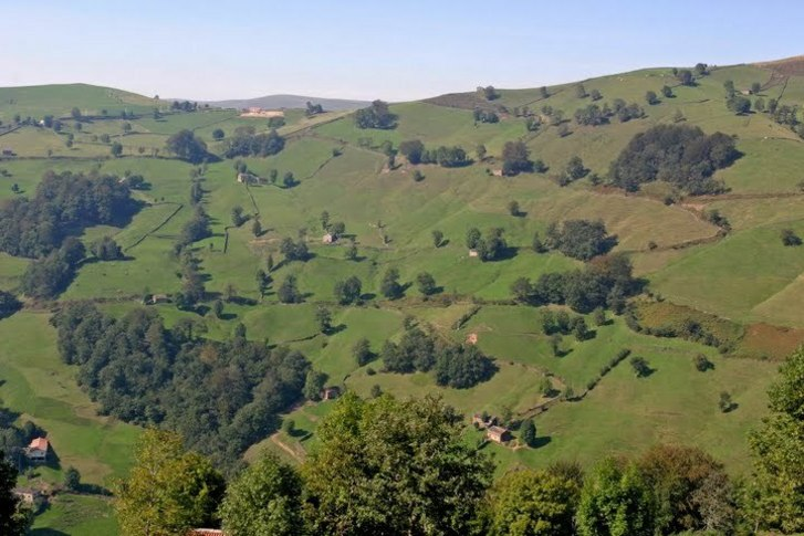 Las Montañas Selaya, Cantabria