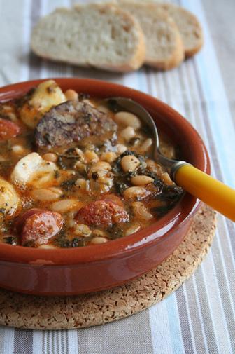 Gastronomía de Selaya, Cocido Montañés