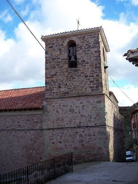 Church of the Asunción, Ajamil, La Rioja