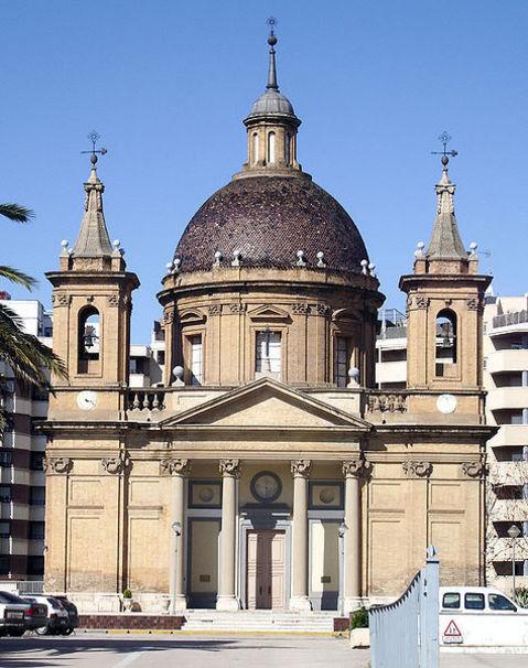 Iglesia de San Fernando de Torrero (Zaragoza, España)