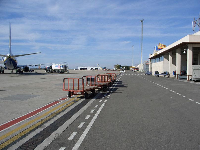 Infraestructuras, Aeropuerto de Zaragoza