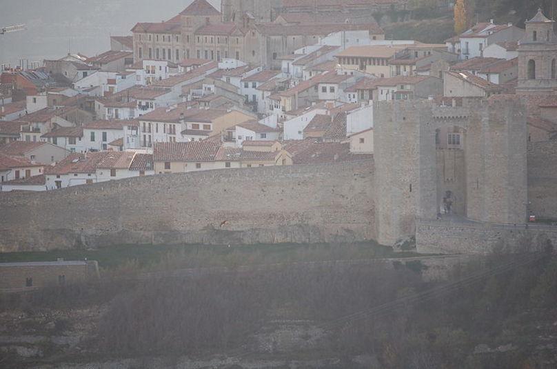 Morella y sus murallas