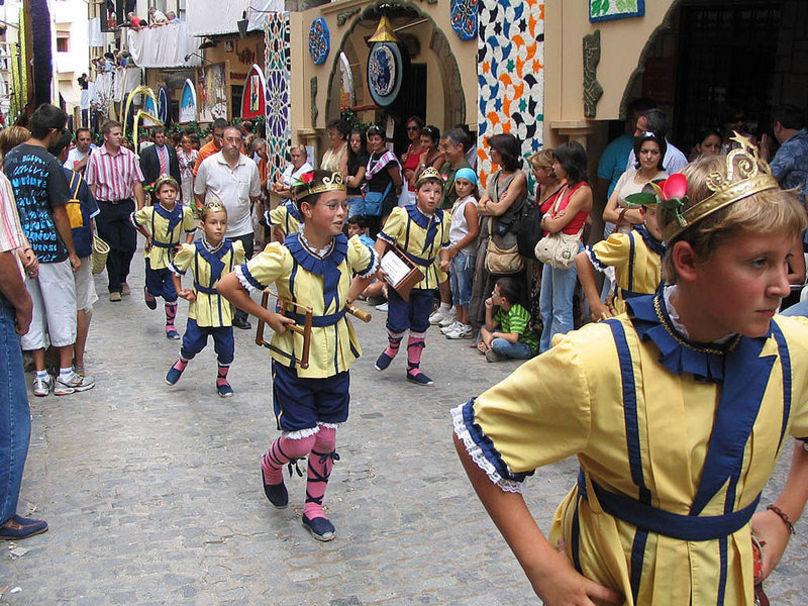 Celebraciones en Morella