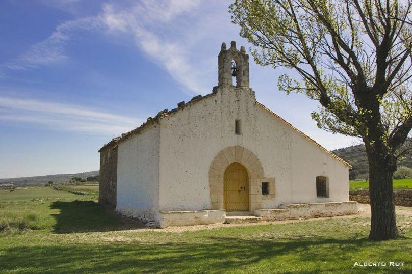 Ermita de la Virgen del Pilar de Catí