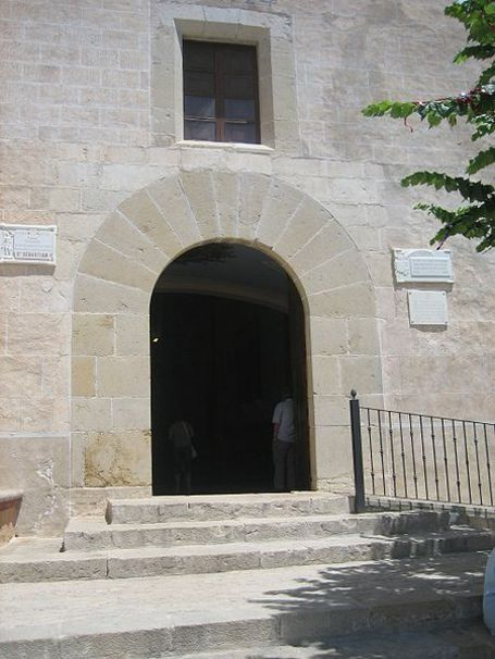 Ermita de la Virgen de la Misericòrdia y de San Sebastián de Vinaroz