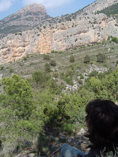 Rutas y accesos a el macizo de Peñagolosa