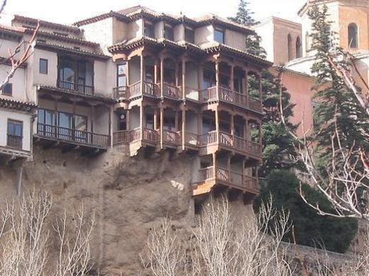 Ciudad de Cuenca, Casas Colgadas