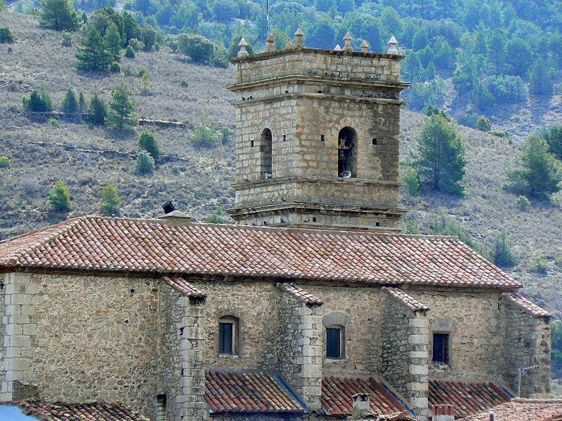 Iglesia Abejuela