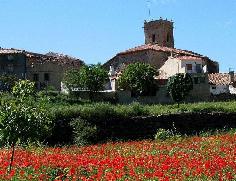 Iglesia Parroquial Abejuela