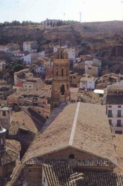 Iglesia de Albalate