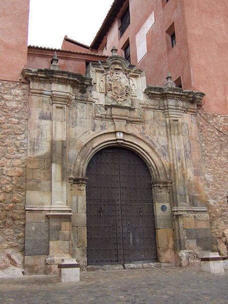 Albarracín - Palacio episcopal