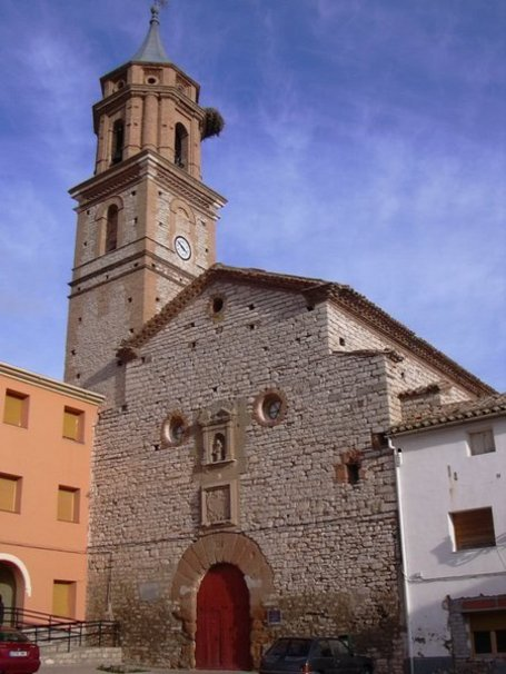 Castillo de Valderobles (Teruel, Aragón)