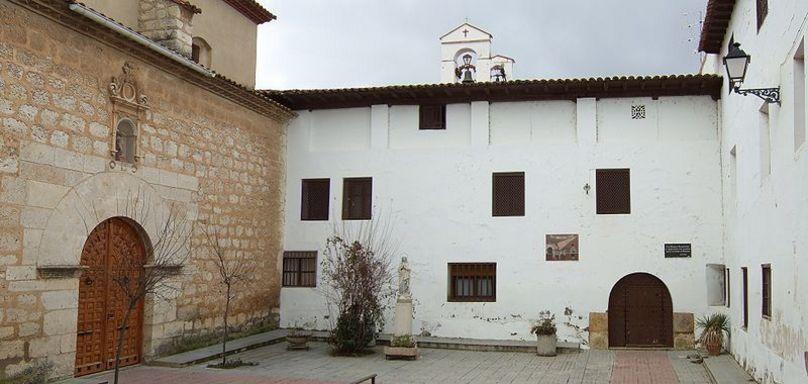 Calamocha - Convento de la Concepción - Barroco del siglo XVII